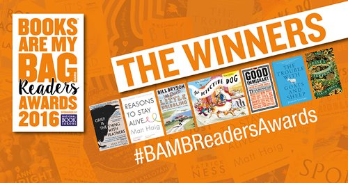 BAMB Readers Awards Banners